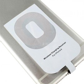 RECEPTEUR DE CHARGE QI SANS FIL ULTRA FIN IPHONE6/5