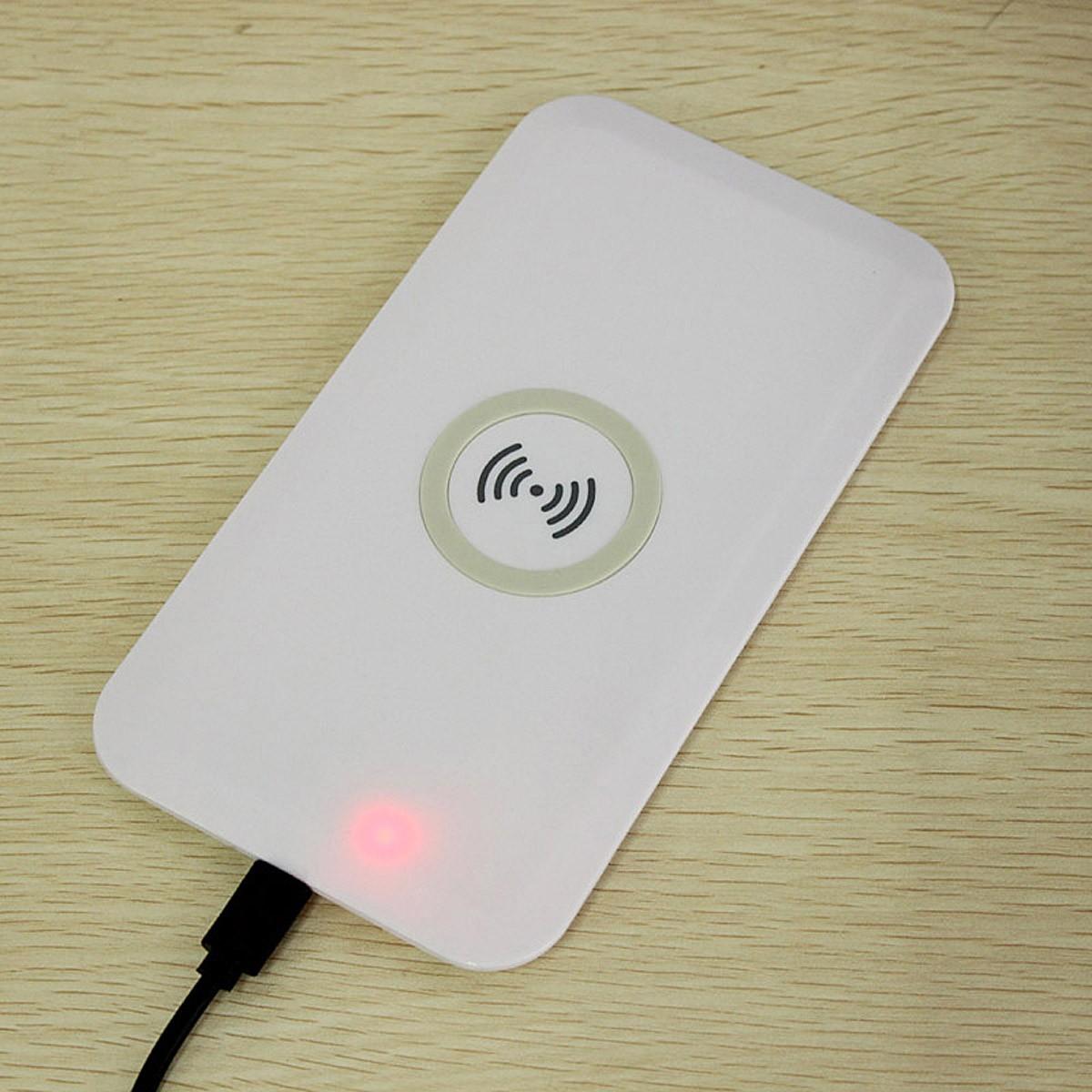 TRANSMETTEUR DE CHARGE SANS FIL SMARTPHONE QI NFC
