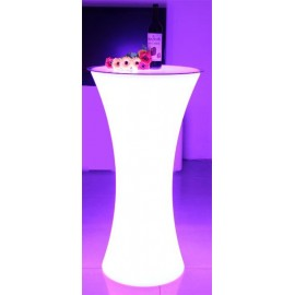 TABLE LUMINEUSE EXTERIEURE