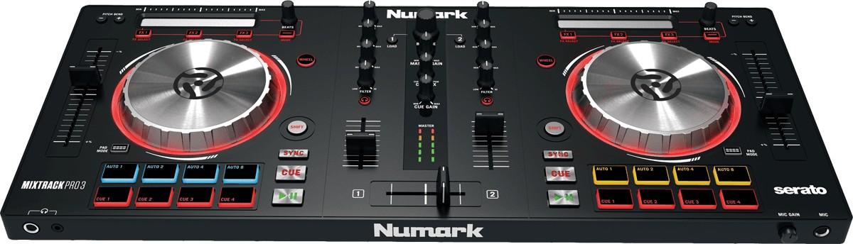 Controlleur Numark MIXTRACK PRO III