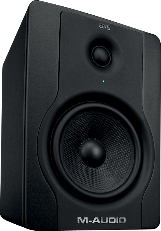MONITEUR STUDIO M-AUDIO 2VOIES 70W