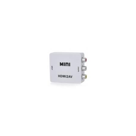 CONVERTISSEUR HDMI VERS VIDEO + AUDIO