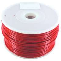 FIL ABS 1.75mm -ROUGE - BOBINE 1kg