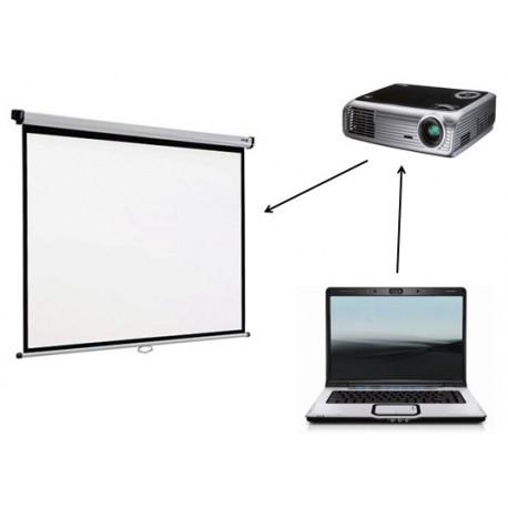 LOCATION Vidéoprojecteur professionnel 3000 lumens