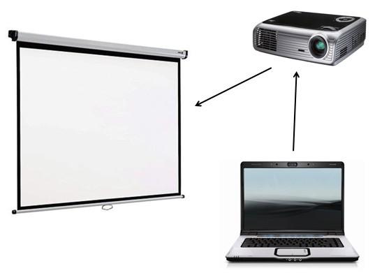 LOCATION Vidéoprojecteur 3800 lumens professionnel