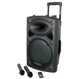 LOCATION ENCEINTE 120Watts, USB + 2 micro sans fil