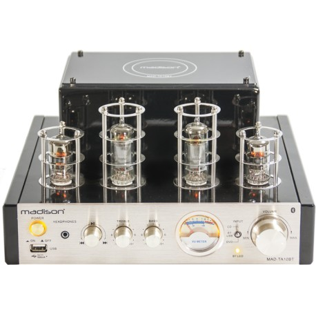 AMPLIFICATEUR STEREO A TUBES 2 X 25W