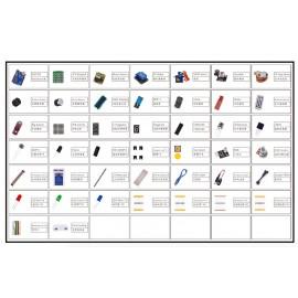 STARTER KI  ARDUINO + RFID +CAPTEUR +MOTEURS