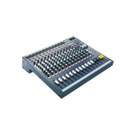 CONSOLE SOUNDCRAFT 12 PISTES + FX