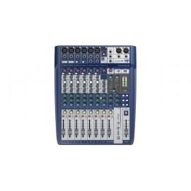 CONSOLE SOUNDCRAFT 10PISTES +FX