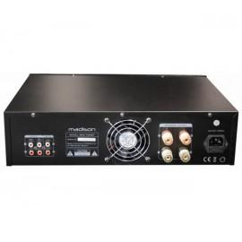 AMPLI MADISON NOIR 2X100W TUNER USB BLUETOOTH