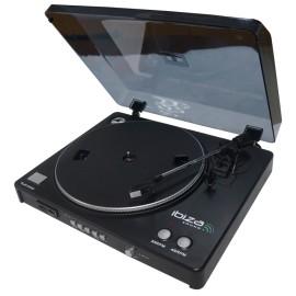 PLATINE VINYL IBIZA ENREGISTREMENT USB LP300 LP300 - rer electronic