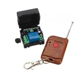 RECEPTEUR + TELECOMMANDE HF DIY