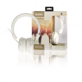 CASQUE BLUETOOTH SWEEX BLANC