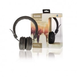 CASQUE BLUETOOTH SWEEX NOIR