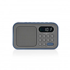RADIO NEDIS MINI RECHARGEABLE