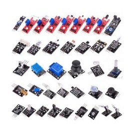 KIT 37 MODULES CAPTEURS ARDUINO