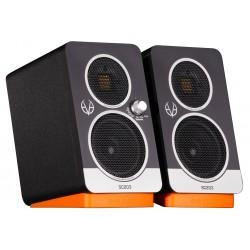 ENCEINTE MONITORING SC203 EVE AUDIO la paire SC203 - rer electronic