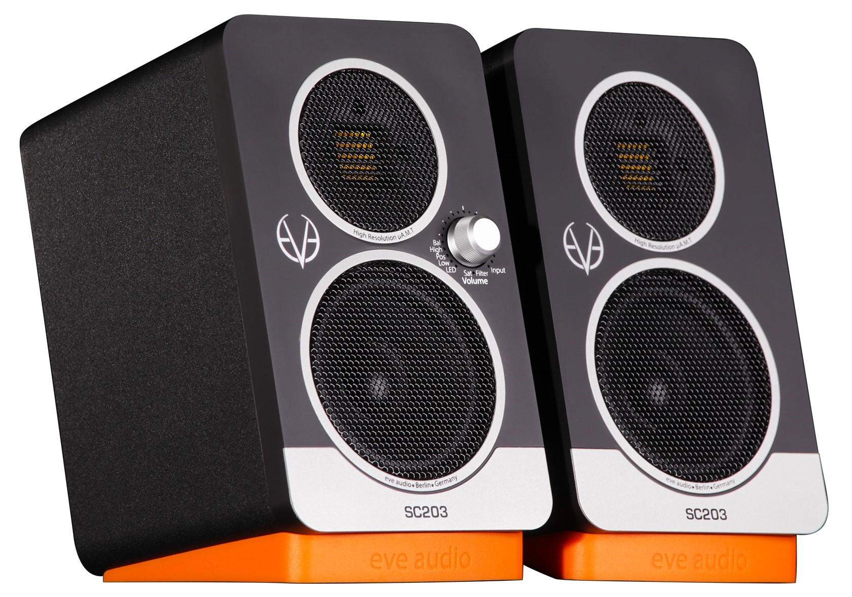 ENCEINTE MONITORING SC203 EVE AUDIO la paire