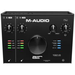 CARTE SON M-AUDIO  AIR192X6...