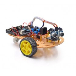 KIT ARDUINO ROBOT 3 ROUES