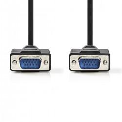 CORDON VGA DB15 M/M 2MTS