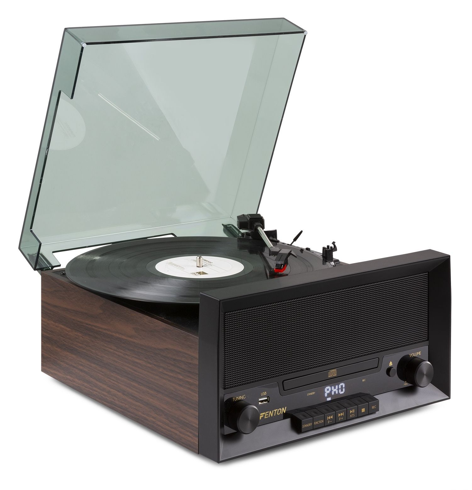 PLATINE VINYLE CD USB BLUETOOTH FENTON