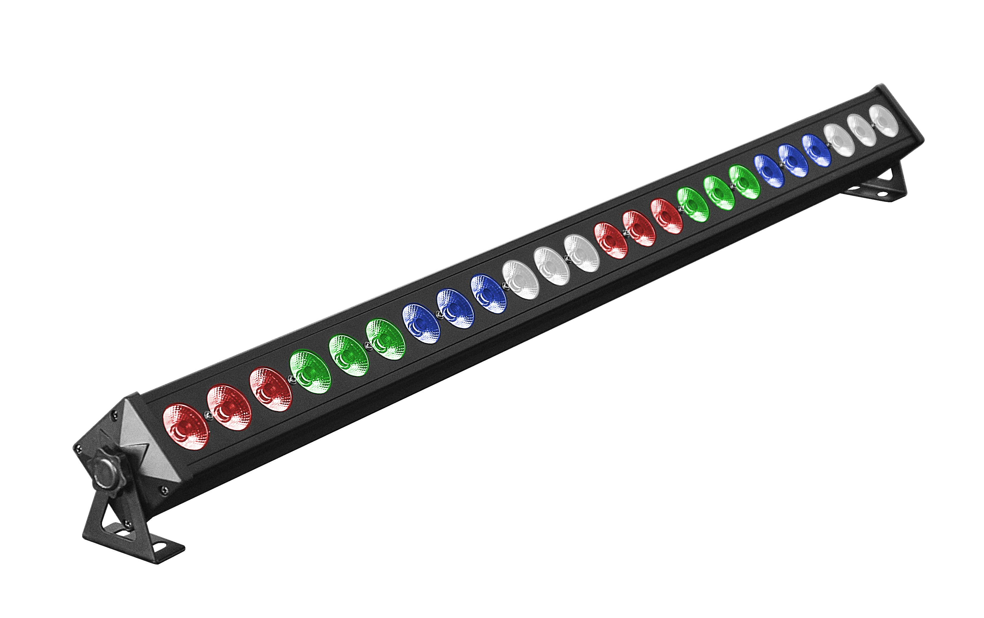 BARRE LED 24X3W RGB