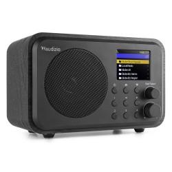 RADIO INTERNET WIFI VENICE SUR BATTERIE NOIRE 102.220 - rer electronic