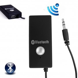 Récepteur stéréo bluetooth® 10mts sur batterie