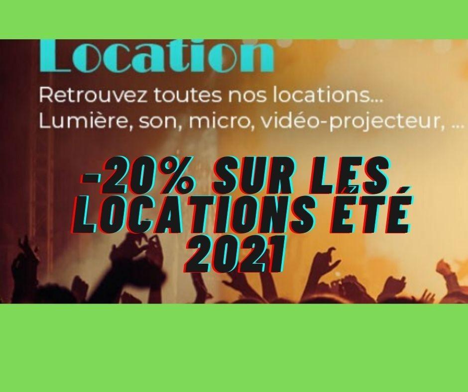 -20% LOCATIONS ETE 2021
