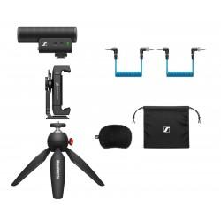 Sennheiser MKE 200 Mobile Kit set micro caméra pour smartphone MKE200MOBILEKIT - rer electronic