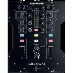 TABLE MIXAGE DJ XONE23 ALLEN HEATH XONE23 - rer electronic