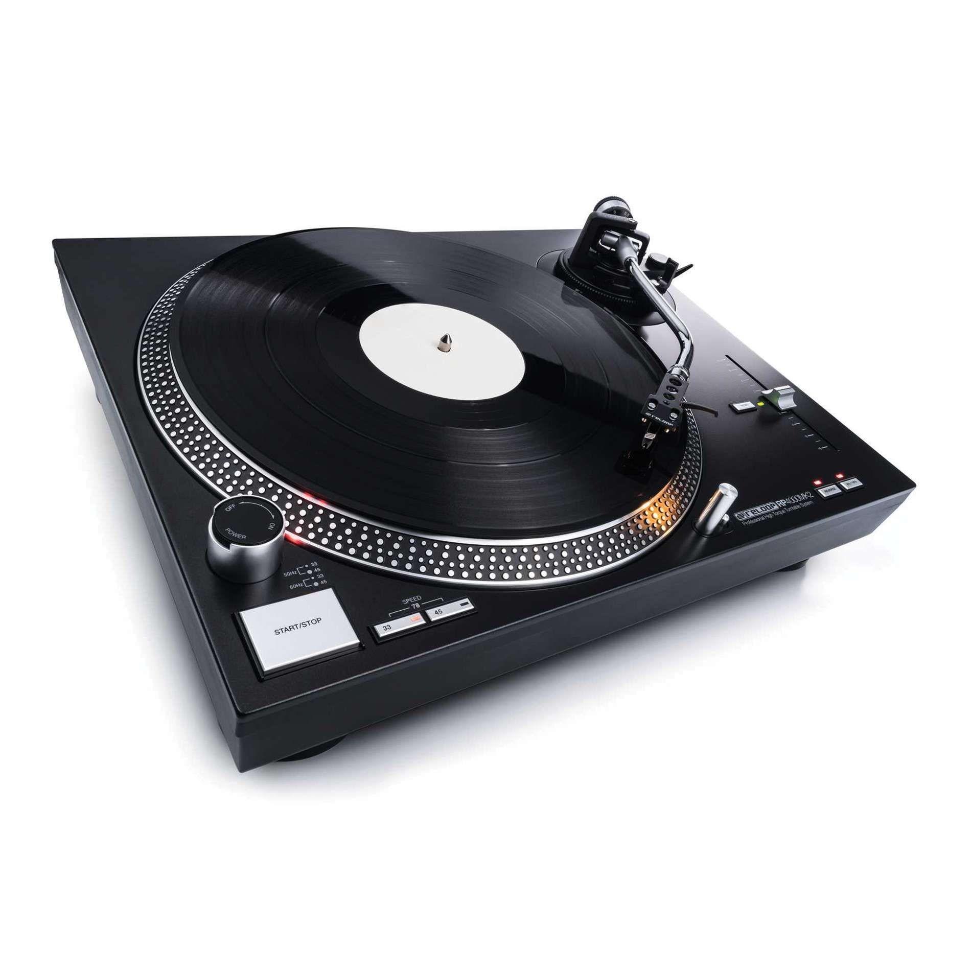 PLATINE DJ RELOOP RP4000MK2