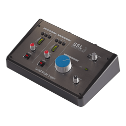 CARTE SON SSL SOLID STAT LOGIC 2IN /2 OUT SSL2 - rer electronic