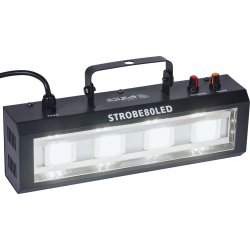 STROBO IBIZA A LED 4X20W STROBE80LED - rer electronic