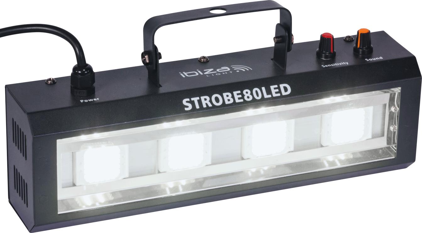 STROBO IBIZA  A LED 4X20W