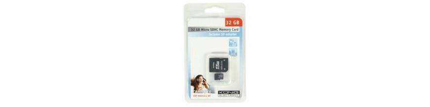 Clé USB et Cartes SD